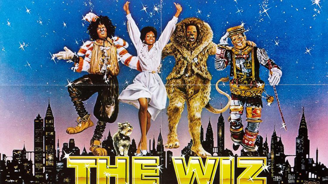 Dancing in the Park: On Screen The Wiz (Sidney Lumet, 1978, 133 min., G)