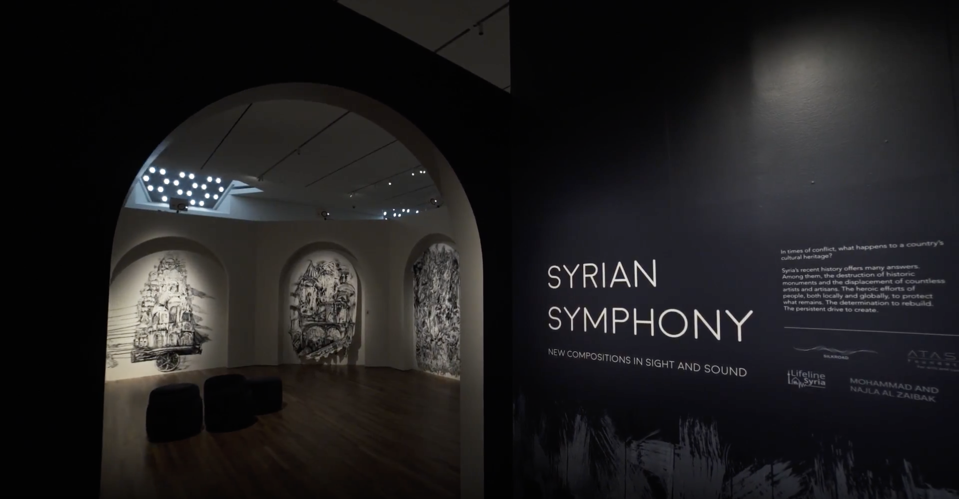 "Curator's Tour: ""Syrian Symphony"""