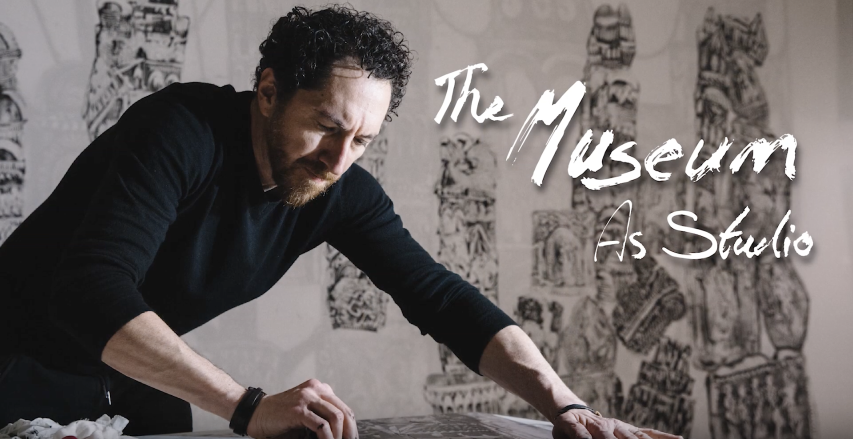 Behind the Scenes: The Museum as Studio: Kevork Mourad in Residence