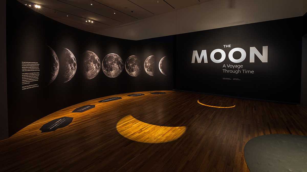 The Moon: A Voyage Through Time at the Aga Khan Museum (March 9