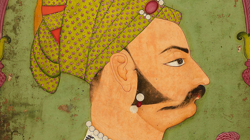 Visions of Mughal India: The Collection of Howard Hodgkin